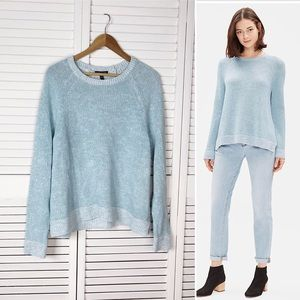 Eileen Fisher oversized raglan sweater